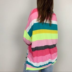 Tops - On The Horizon Striped Pullover